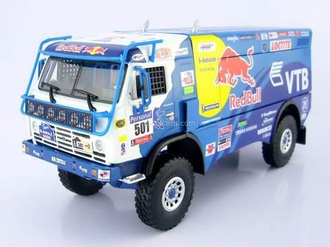 KAMAZ-4326 Race Truck Master Rally Argentina-Chile Dakar 2010 # 501 Eligor 1:43