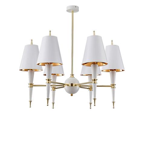 Потолочный светильник копия Versailles by Robert Abbey (белый)