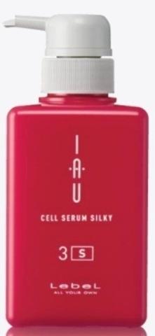 Интенсивный крем для укрепления волос IAU CELL SERUM SILKY, 1000 мл.