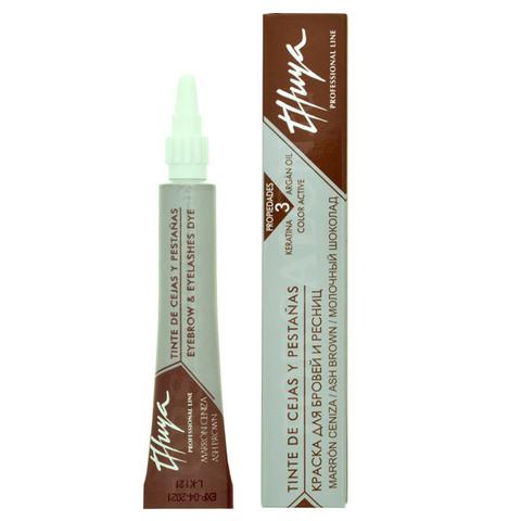 Thuya - Молочный шоколад. Краска для бровей и ресниц, 14 мл
