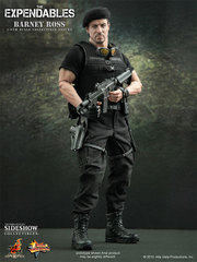 The Expendables - Barney Ross Movie Masterpiece