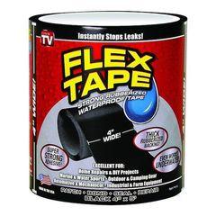 Сверхсильная клейкая лента Flex Tape (10х152)