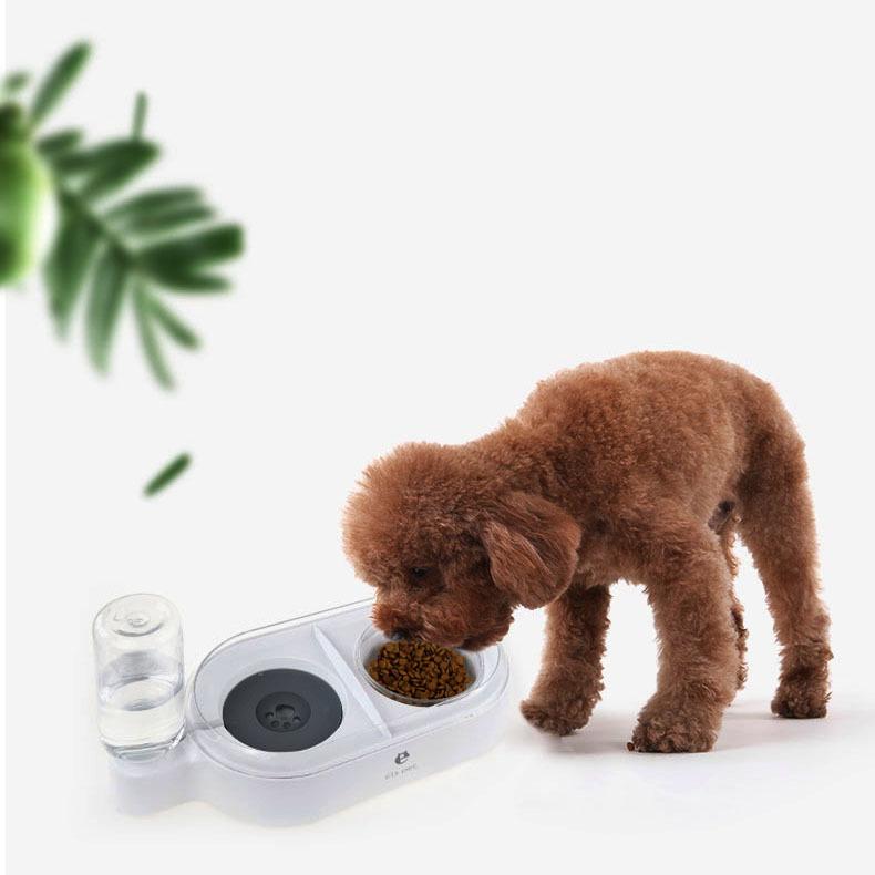 Миски для собак с автоматической поилкой