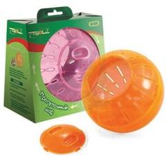 Триол Прогулочный шар для мелких животных М d140мм
