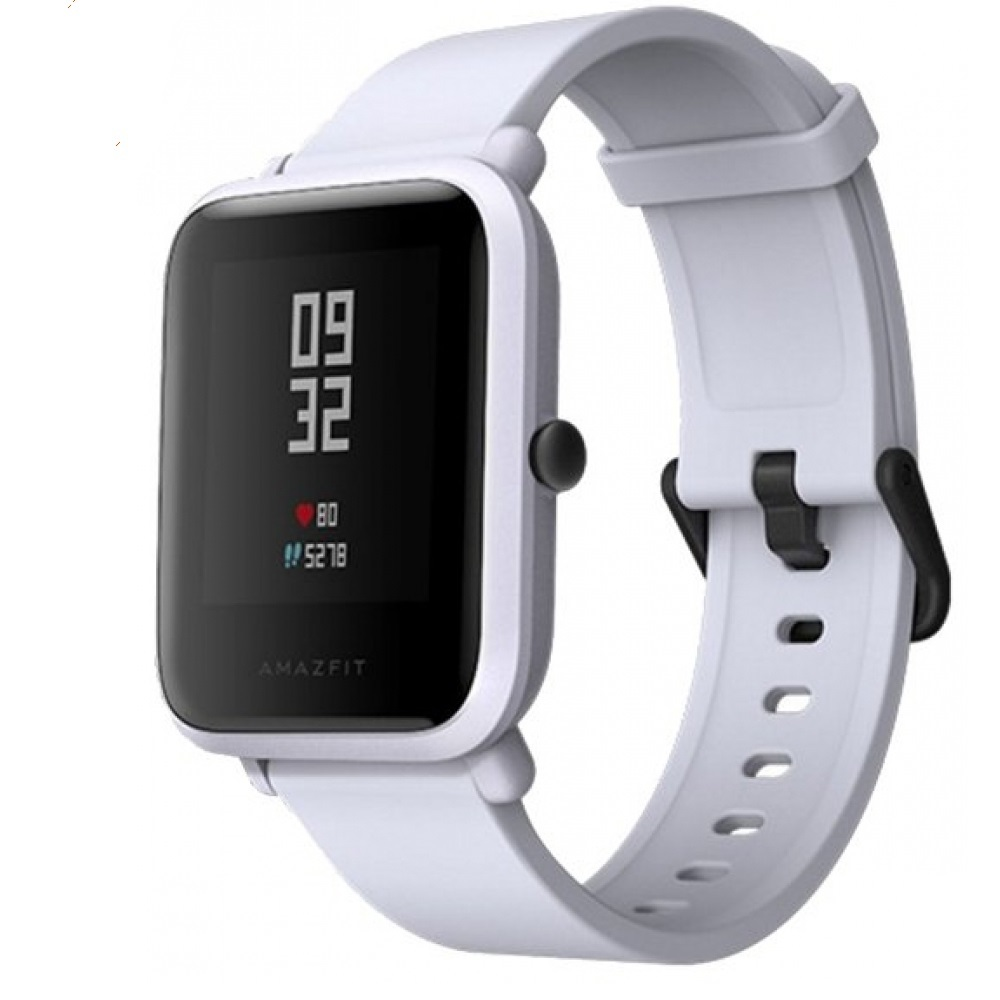 Смарт-часы Xiaomi Amazfit Bip Youth Smart Watch (Global version/светло-серый)