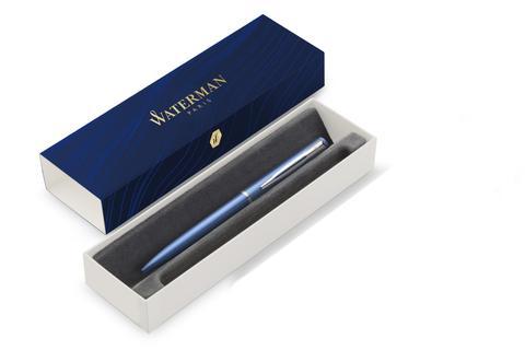Ручка шариковая Waterman GRADUATE ALLURE, цвет: голубой123