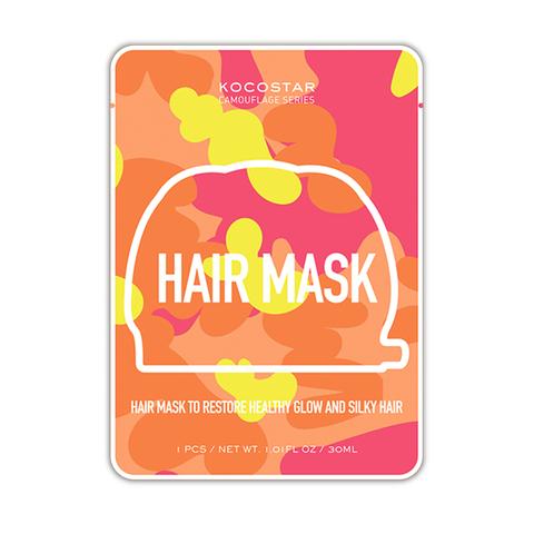 KOCOSTAR | Camouflage Восстанавливающая Маска для волос / Hair Mask, (30 мл)