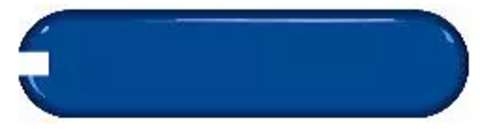 Задняя накладка для ножа-брелока Victorinox 58 мм. (C.6202.4) цвет синий - Wenger-Victorinox.Ru