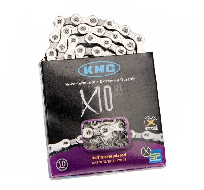 Цепь KMC X10-93 10 скоростей