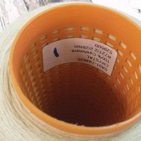 Кашемир 2/28 Todd & Dunkan бледно-лимонный