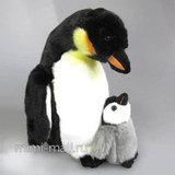Мягкая игрушка Семья Пингвинов 26 см (Leosco)