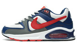 Кроссовки мужские Nike Air Max Skyline White Blue Grey Red