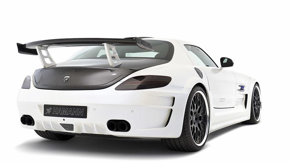 Обвес Hamann для Mercedes SLS