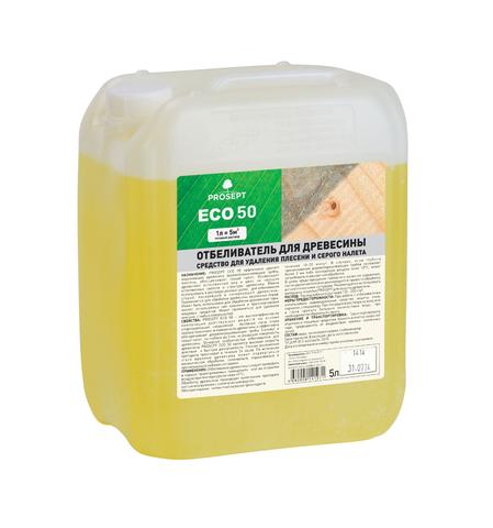 Prosept Eco 50/Просепт Эко 50 отбеливатель для древесины