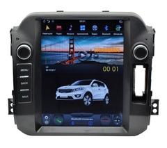 Штатная магнитола Kia Sportage 2010+ стиль Tesla Android 8.1 4/32GB IPS модель CB3231PX6