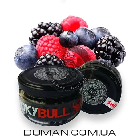 Табак Smoky Bull Berries (Смоки Булл Ягоды)  Medium