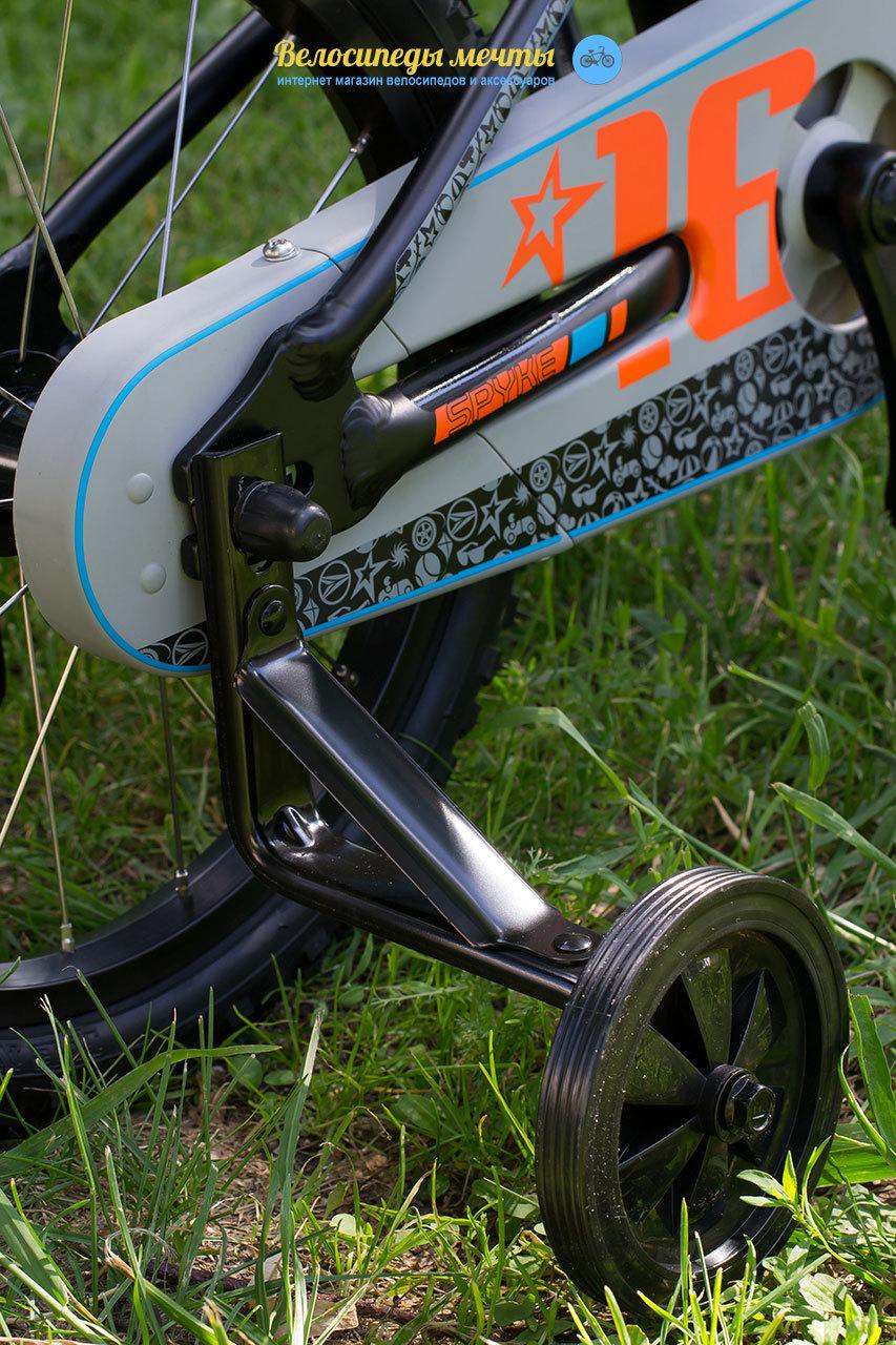 Silverback Spyke 16 (2015)