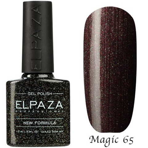 Гель лак Elpaza Magic, ЗВЁЗДНОЕ НЕБО 65