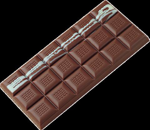 Форма поликарбонатная для шоколада (Италия) - Плитка
