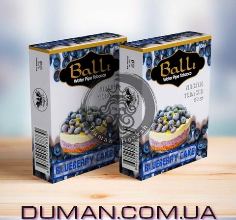 Табак Balli BLUEBERRY CAKE (Балли Черничный пирог)