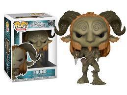 Фигурка Funko POP! Vinyl: Horror: Pan's Labyrinth: Fauno 32310