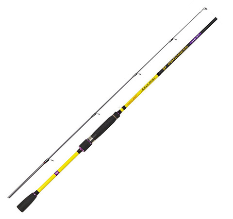 Спиннинг LUCKY JOHN Progress Jig 27 2.12 (212 см, тест 8-27 г, арт. LJPJ-6112MF)