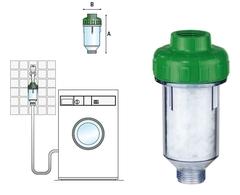 Колба фильтра (фильтр магистральный) AquaKit  HS 5