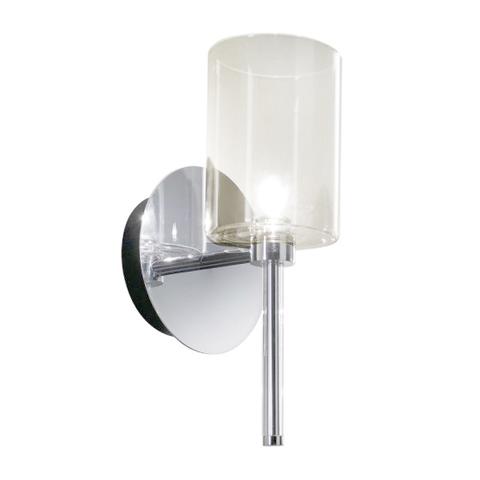 Настенный светильник копия SP SPILL by AXO LIGHT  (прозрачный)