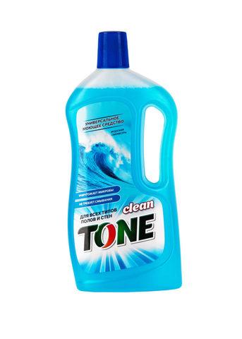 Sellwin Pro  Clean Tone Универсальное моющее средство Морская свежесть 1000мл
