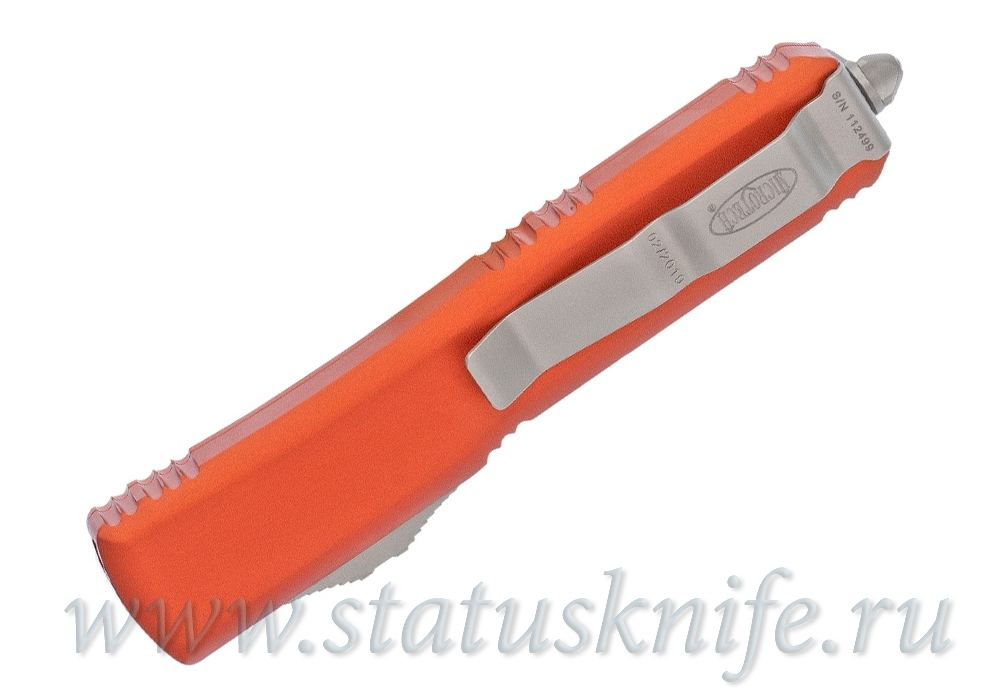 Нож Microtech Ultratech Satin модель 121-4OR - фотография