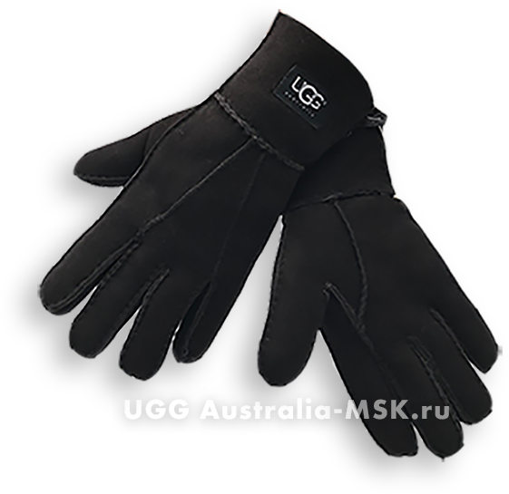 UGG Women's Glove Black