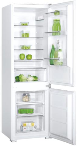 Встраиваемый двухкамерный холодильник Graude IKG 180.0
