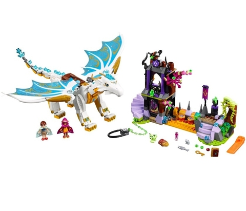 LEGO Elves: Спасение королевы драконов 41179 — Queen Dragon's Rescue — Лего Эльфы