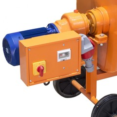 Растворосмеситель РН-150.2, 150 л, 1,5 кВт, 380 В, 35, 9 об/мин
