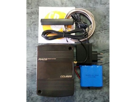 GSM контроллер CCU825-PLC/WB/AE-PC