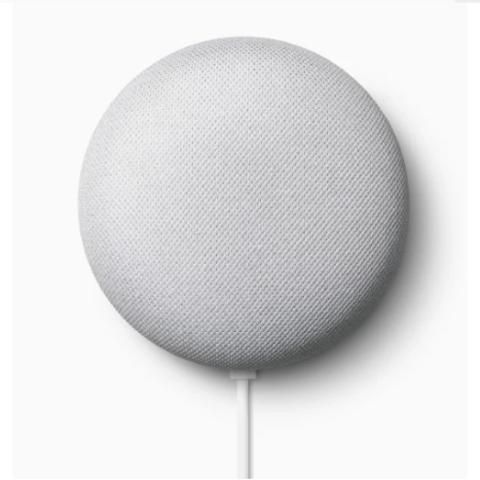 Умная колонка Google Nest Mini Chalk (2nd gen)