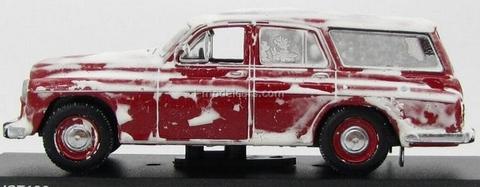 Warszawa 203 Kombi snow covered 1960 IST186 IST Models 1:43