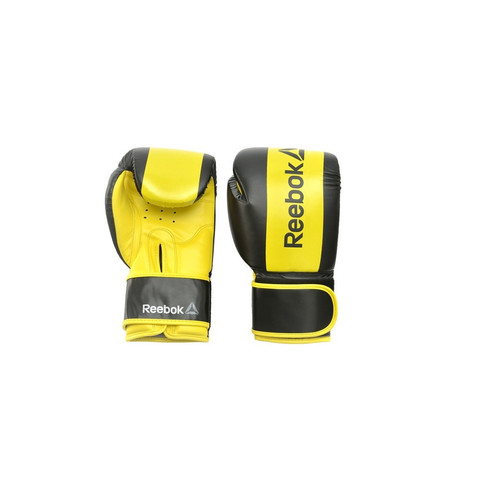 Перчатки боксерские Retail 12 oz Boxing Gloves - Yellow RSCB-11112YL