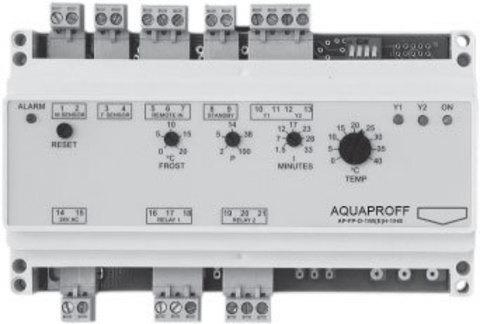 Контроллер Shuft AP-FP-D-1/W(E)H-1/HE серии AQUAPROOF