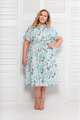 Платье 51-156