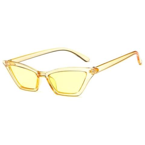 Солнцезащитные очки 2154003s Желтый - фото