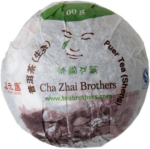 Ча Чжай Шен То Ча, 2012, 100 г