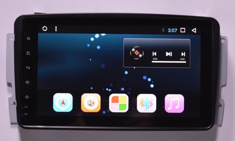 Магнитола Mercedes-Benz G W463 2001-2006 Android 7.1