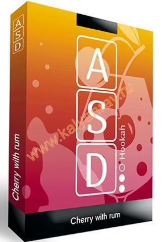 Бестабачная смесь ASD Hookah - Вишня с ромом