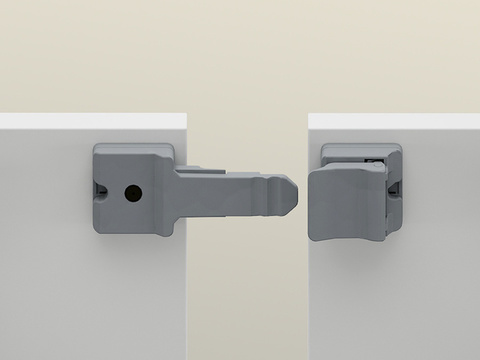 Connect стол прямоугольный