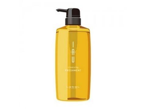 Охлаждающий аромашампунь для жирной кожи головы IAU cleansing FRESHMEN, 600 мл.