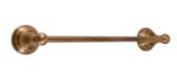 Полотенцедержатель 40 см. RavSlezak Morava MKA0701/40SM бронза
