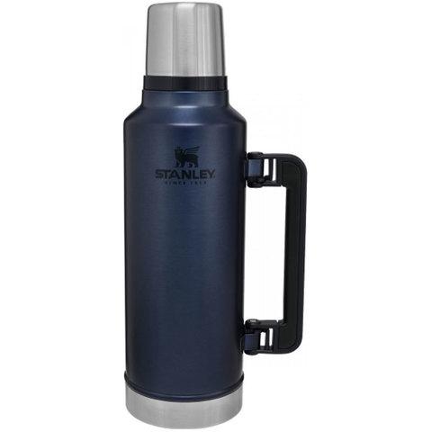 Термос Stanley The Legendary Classic Bottle (10-08265-006) 1.4л. синий