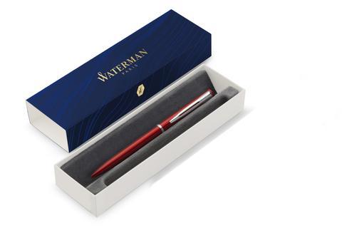 Ручка шариковая Waterman GRADUATE ALLURE, цвет: красный123