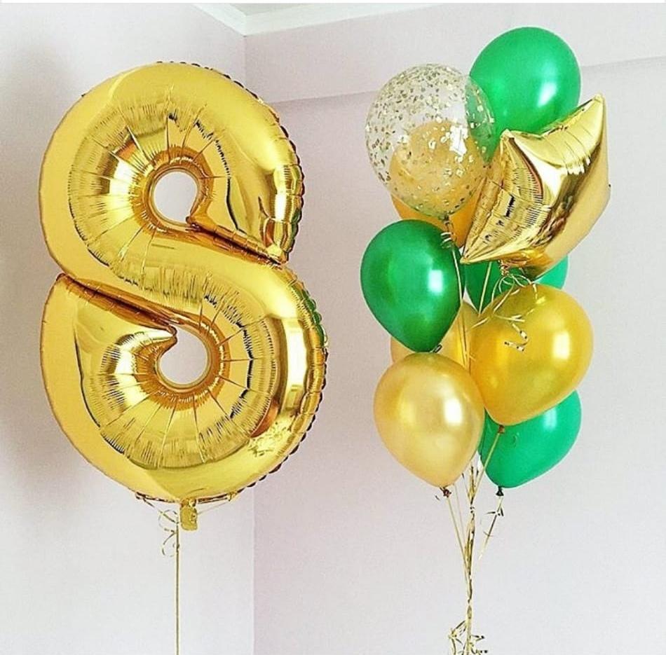 Шарики 8 марта Букет воздушных шаров с цифрой на__марта_2.jpg